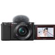 Sony ZV-E 10 + E PZ 16-50mm f/3.5-5.6 OSS