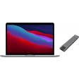 "Apple MacBook Pro 13"" (2020) 16GB/256GB Apple M1 Space Gray + Bluebuilt Docking Station"