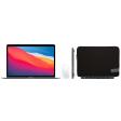 Apple MacBook Air (2020) MGN63N/A Space Gray + Accessoirepakket Plus