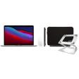 "Apple MacBook Pro 13"" (2020) 16GB/256GB Apple M1 Space Gray + Accessoirepakket Deluxe"