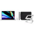 """Apple MacBook Pro 16"""" Touch Bar (2019) MVVJ2N/A Space Gray + Accessoirepakket Deluxe"""
