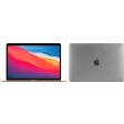 Apple MacBook Air (2020) MGND3N/A Goud + Bluebuilt Hardcase