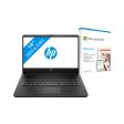 HP 14s-dq0900nd + Microsoft 365 Personal NL Abonnement 1 jaar