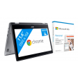Acer Chromebook Spin 311 CP311-2H-C3DE + Microsoft 365 Personal NL Abonnement 1 jaar