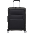 American Tourister Hello Cabin Spinner 55cm Coated Onyx Black
