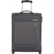 American Tourister Heat Wave Upright 55cm Charcoal Grey