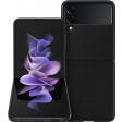 Samsung Galaxy Z Flip 3 128GB Zwart 5G + Samsung Back Cover Leer Zwart