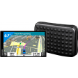 Garmin Drivesmart 65 LMT-S Europa + Hama Dots Universele Navigatie Tas (7 inch)