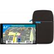 Garmin Drivesmart 65 LMT-S Europa + Garmin Universele Draagtas (7 inch)