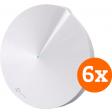 TP-Link Deco M5 Multiroom wifi 6-pack