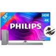 Philips 58PUS8506 - Ambilight (2021) + Soundbar + Hdmi kabel
