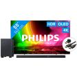Philips 55OLED806 - Ambilight (2021) + Soundbar + Hdmi kabel
