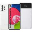 Samsung Galaxy A52s 128GB Wit 5G  + Samsung S View Book Case Wit