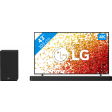 LG 43NANO756PR (2021) + Soundbar